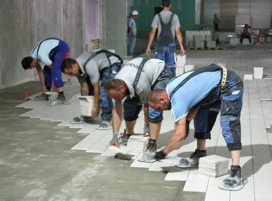 creative M flooring